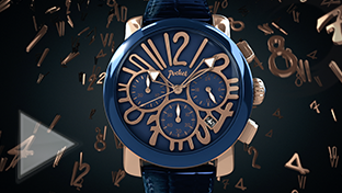 Pocket-Watch 3D Animated Video
