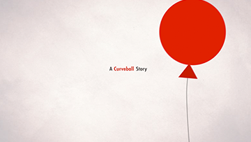 Thumbnail image for facebook for the Curveball Media animated brand video