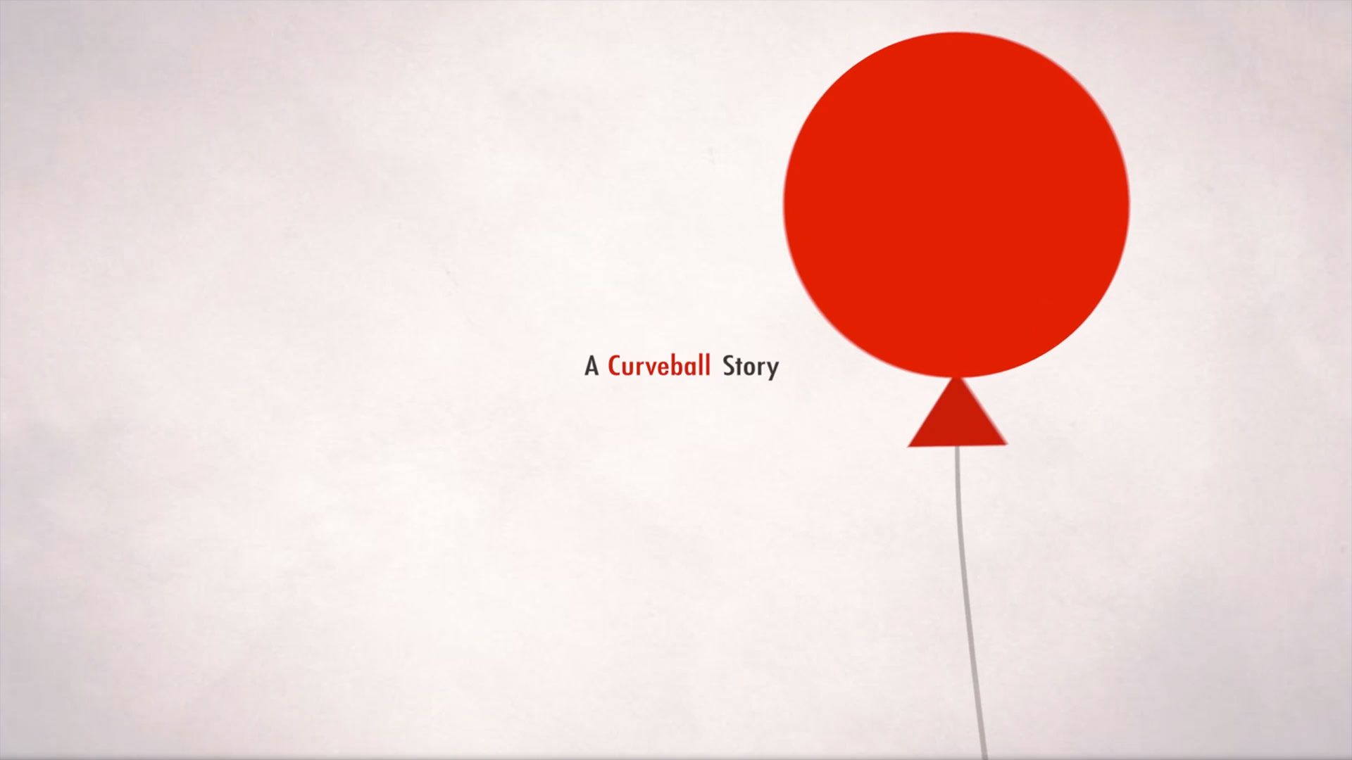 Curveball Brand Animated Explainer Video