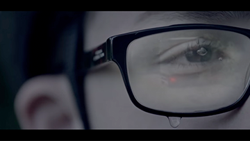 Chosen thumbnail for the Volvo Apprenticeship film advert