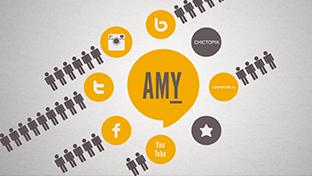 Explainer Video Animation for Blogger Programme