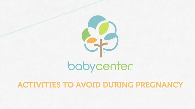 Baby Centre Activities To Avoid Pregnancy Animated ...