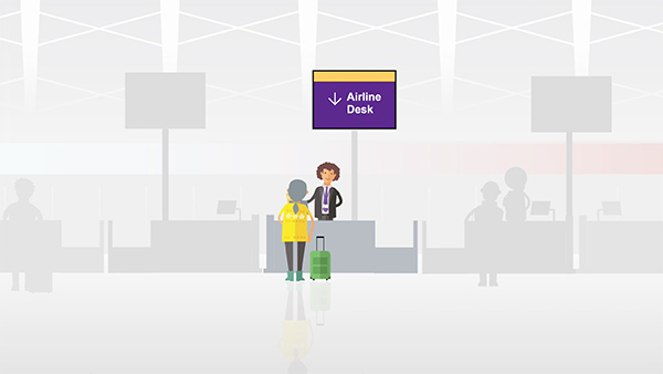 Heathrow Airport Information Animated Explainer Video