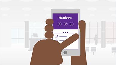 Heathrow Animated Explainer Video Production