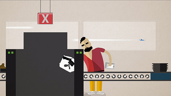 LCA Loose Items Animated How-To